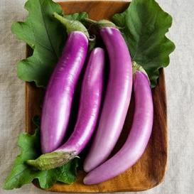 Eggplant Seeds - Long Asian