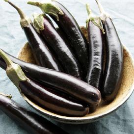 Eggplant Seeds - Finger Fruit Purple