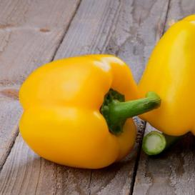 Sweet Pepper Seeds - California Wonder Yellow