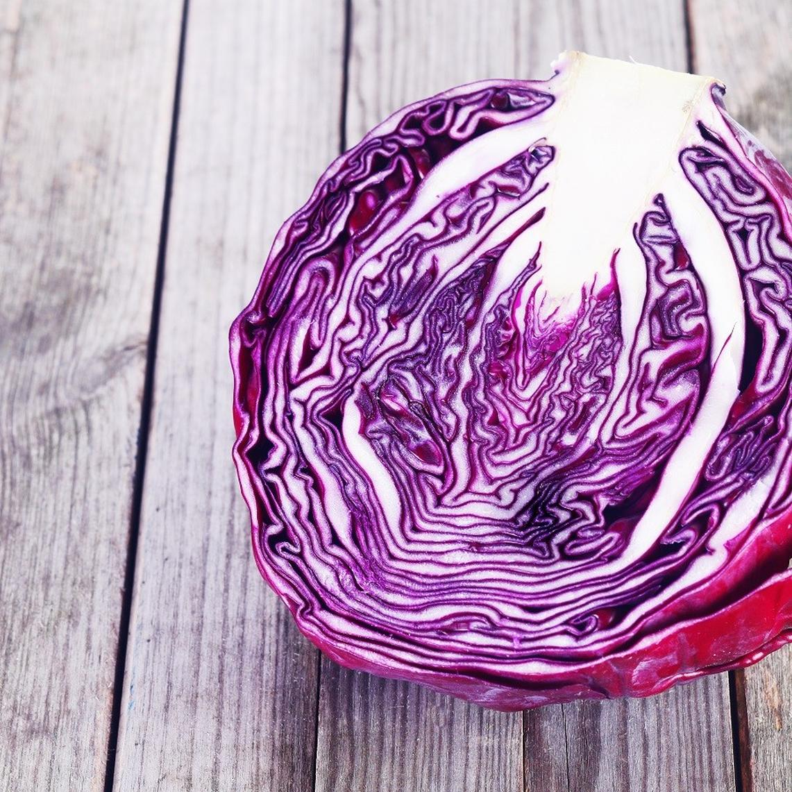 Cabbage Seeds - Red Acre