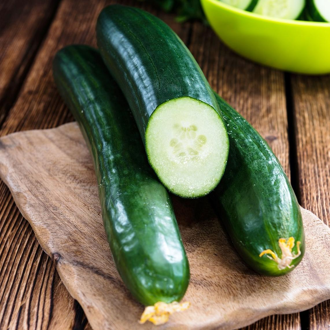 Cucumber Seeds - Tendergreen Burpless
