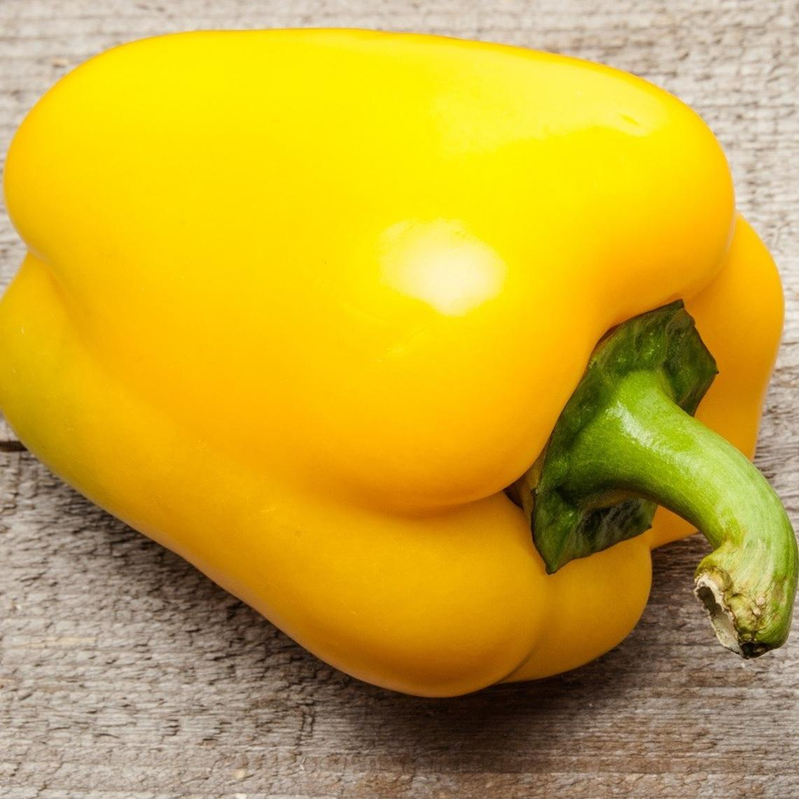 Sweet Pepper Seeds - Canary Bell