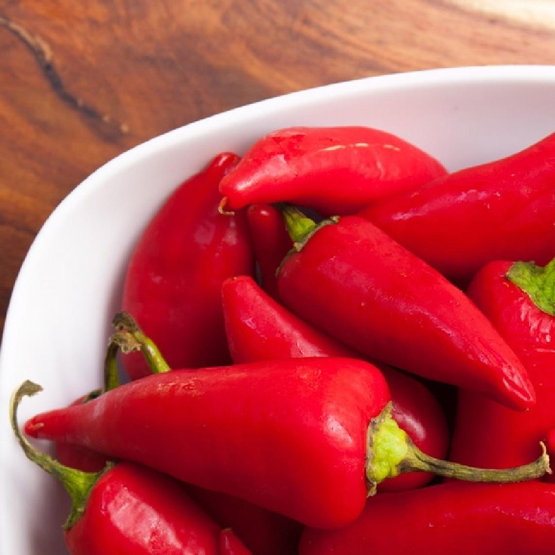 Hot Pepper Seeds - Fresno Chile